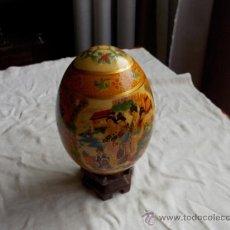 Vintage: HUEVO PINTADO. Lote 38205865