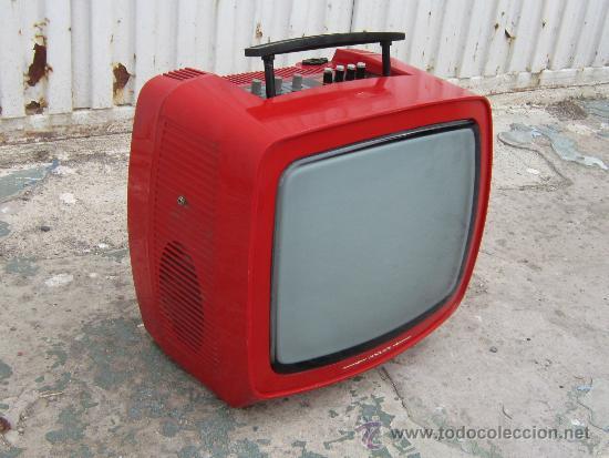 TELEVISOR-VANGUARD (MODELO 4012)PORTATIL- (Vintage - Varios)