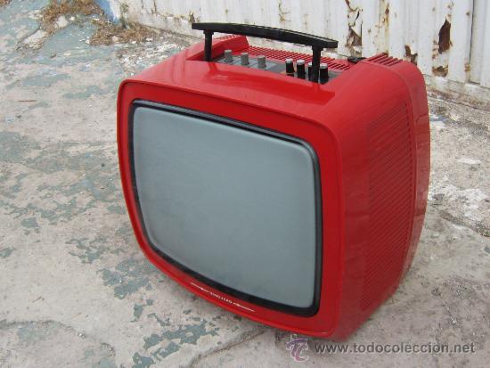 Vintage: TELEVISOR-VANGUARD (MODELO 4012)PORTATIL- - Foto 2 - 126513994