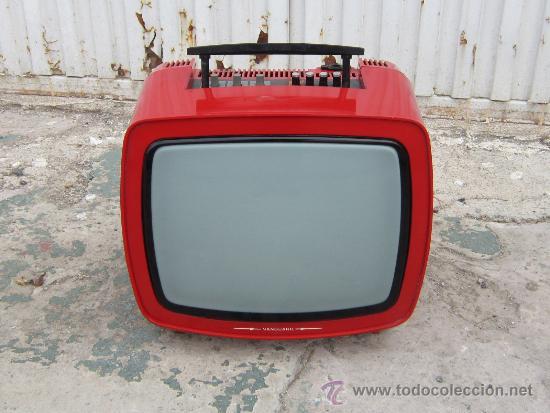 Vintage: TELEVISOR-VANGUARD (MODELO 4012)PORTATIL- - Foto 3 - 126513994