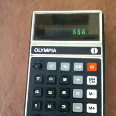Vintage: CALCULADORA OLYMPIA CD 44. Lote 39623239