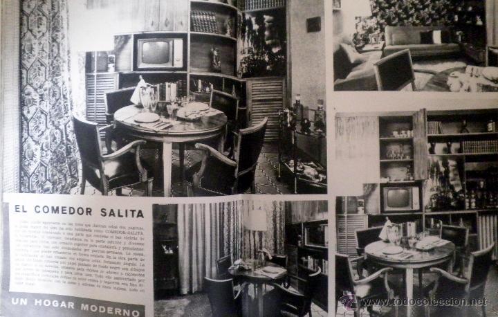 vintage revista decoracion el mueble n junio vintage foto