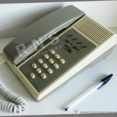 Vintage: TELÉFONO TELYCO AMPER - MODELO TARSIS MIXTO - AÑOS 80 90 ESPAÑA - MÁQUINA - MÁS TELÉFONOS EN VENTA. Lote 39957746