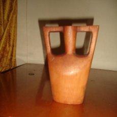 Vintage: ARTE BERÉBER. TALLA DE LOS AÑOS 70 PROCEDENTE DE AZROU, MARRUECOS. Lote 40078047