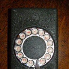 Vintage: AGENDA AUTOMÁTICA CICERONE - NUEVA - SIN ESTRENAR -. Lote 137459678