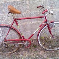 Vintage: BICICLETA TRAROVI AÑOS 60 RESTAURAR O PIEZAS. Lote 40327333