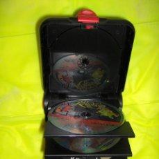 Vintage: GUARDA CD,S AÑOS 80, TRES CAJAS.SERIE LIMITADA. Lote 40517573