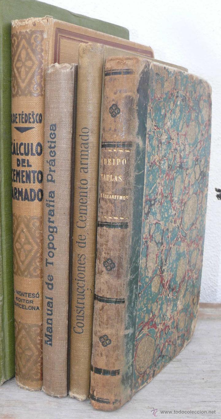 Precioso lote de libros antiguos ideal decoraci comprar for Libros de decoracion