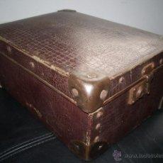 Vintage: ANTIGUA MALETA-JOYERO.. Lote 41567501