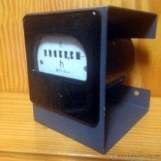 Vintage: ELÉCTRONICA. CONTADOR ELECTRICO ALEMAN NEUBERGER. 220 V. ENVIO 5,5 POR AGENCIA. Lote 51514809