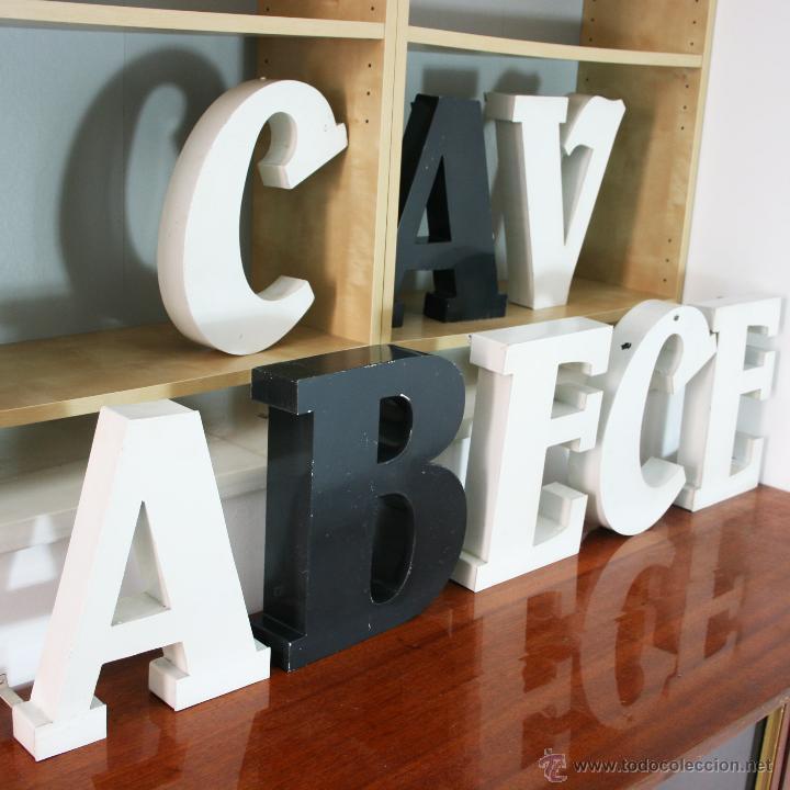 letras metlicas decorativas de letrero de anti Comprar en