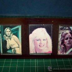 Vintage: PORTAFOTOS METACRILATO 3 FOTOS. Lote 42922082