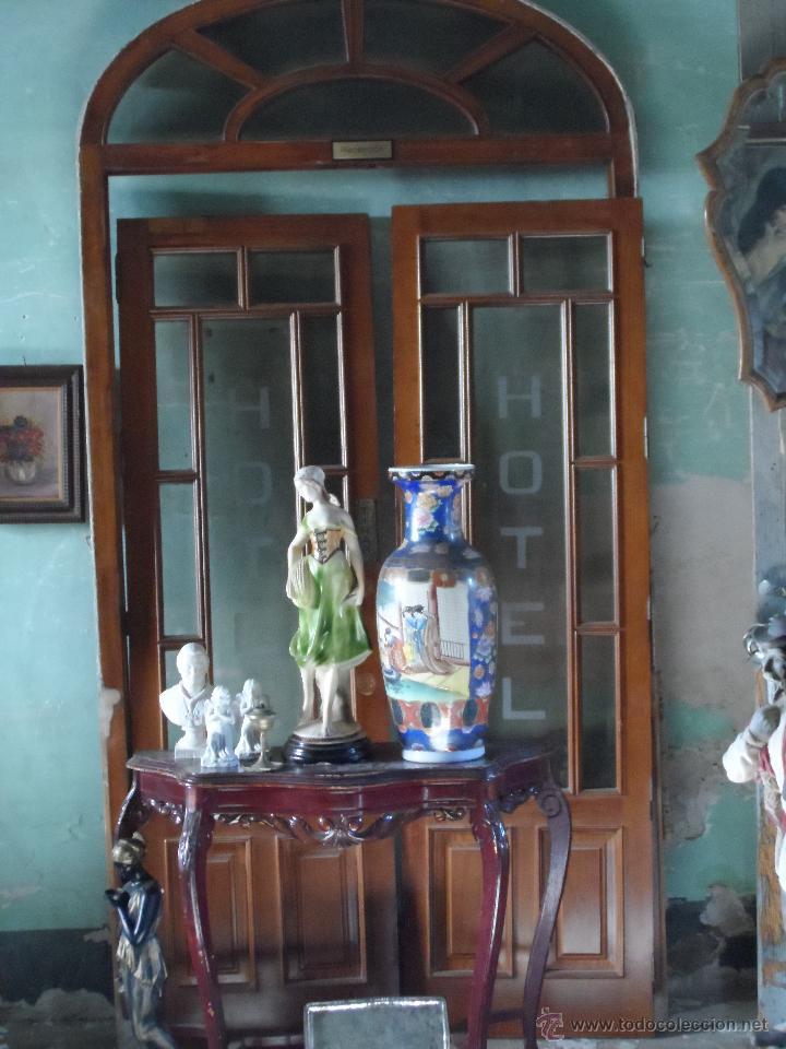 Puerta antigua de hotel deco vintage loft ideal comprar for Puertas blindadas antigua casa gutierrez