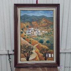 Vintage: CUADRO VINTAGE PAISAJISTA. Lote 43034910