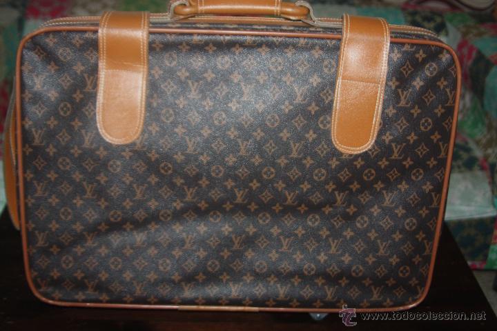 maleta viaje louis vuitton