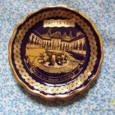 Vintage: PLATITO DEL PATIO DE LOS LEONES GRANADA. Lote 43268793