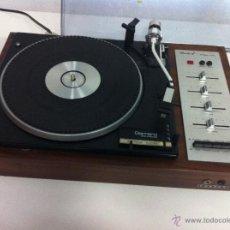 Vintage: TOCADISCOS GARRARD AUTOAMPIFICADO. Lote 43582875
