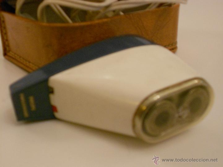 Vintage: maquina de afeitar años 60 , 70 funcionando - Foto 3 - 43823393