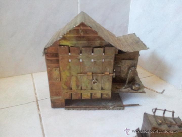 Vintage: Curiosa casita musical en latón - Foto 8 - 44318010