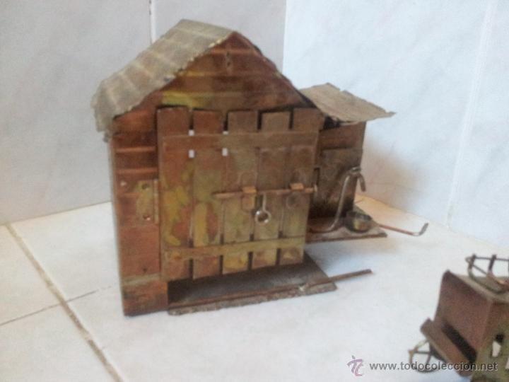 Vintage: Curiosa casita musical en latón - Foto 10 - 44318010