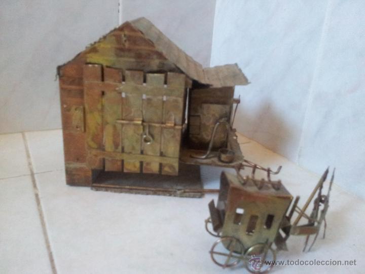 Vintage: Curiosa casita musical en latón - Foto 11 - 44318010