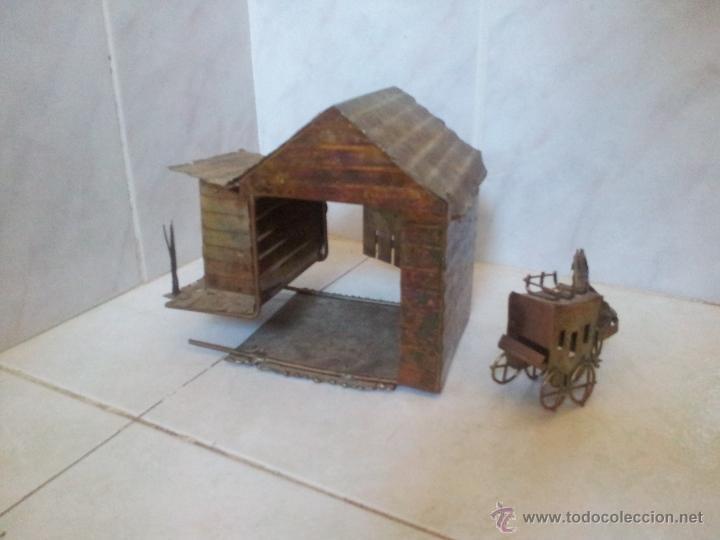Vintage: Curiosa casita musical en latón - Foto 14 - 44318010