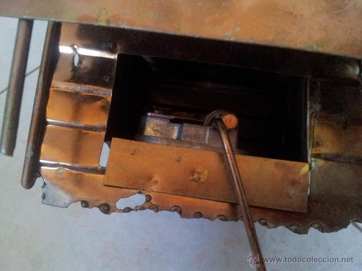 Vintage: Curiosa casita musical en latón - Foto 16 - 44318010