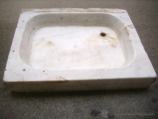 Pica pila marmol fregadera medidas 62x50x10cm e comprar - Picas de piedra para bano ...