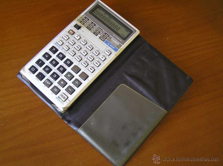Vintage: CALCULADORA CASIO fx-3600P SCIENTIFIC CALCULATOR - Foto 4 - 118874331