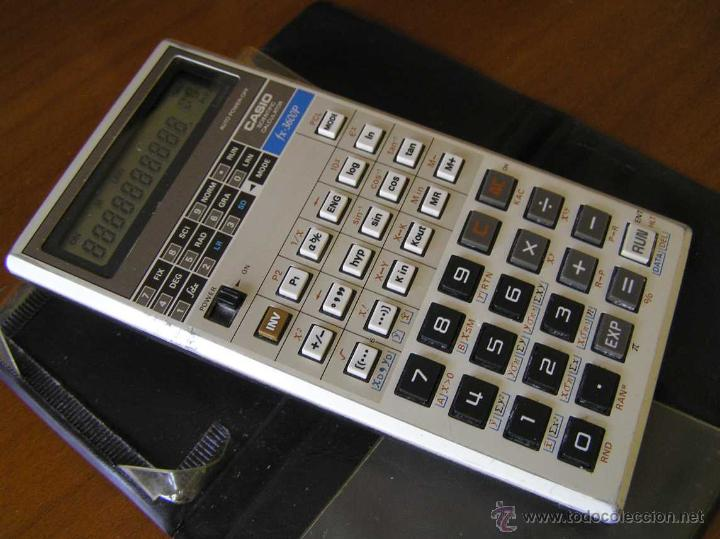 Vintage: CALCULADORA CASIO fx-3600P SCIENTIFIC CALCULATOR - Foto 6 - 118874331