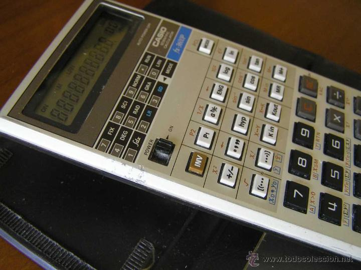 Vintage: CALCULADORA CASIO fx-3600P SCIENTIFIC CALCULATOR - Foto 7 - 118874331