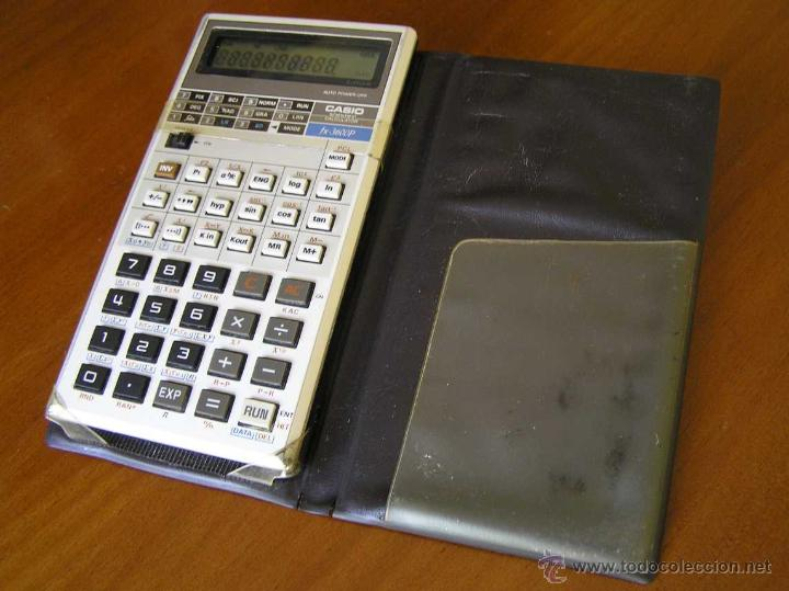 Vintage: CALCULADORA CASIO fx-3600P SCIENTIFIC CALCULATOR - Foto 16 - 118874331
