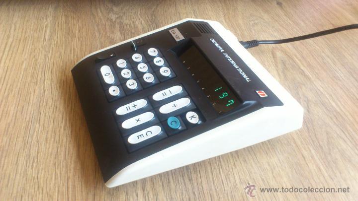 Vintage: Antigua calculadora Olympia CD100 Vintage - Foto 2 - 45571738