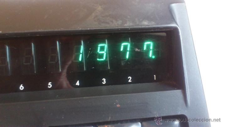 Vintage: Antigua calculadora Olympia CD100 Vintage - Foto 3 - 45571738