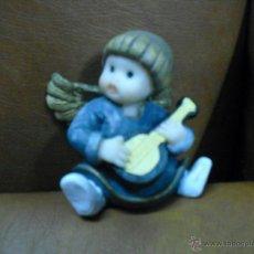 Vintage: FUGURA/ANGEL ANGELITO.-ANCHO BASE 6,00X6,5O DE ALTO. Lote 45743741