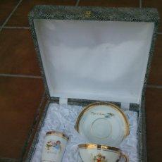 Vintage: VAJILLA INFANTIL. RECUERDO PRIMERA COMUNIÓN. Lote 56526295