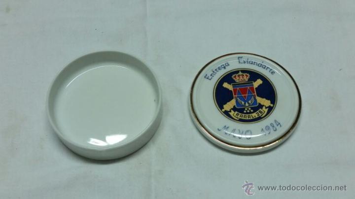 Vintage: Caja de cerámica Entrega Estandarte de cerámicas Bidasoa 1984 - Foto 3 - 45953218