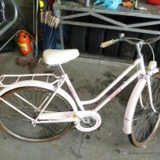 Vintage: BICICLETA ROSA . Lote 46378972