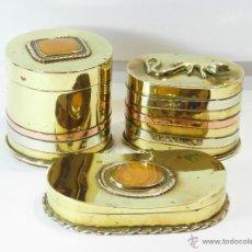 Vintage: JUEGO JOYEROS O FUMADOR. Lote 46496587
