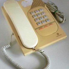 Vintage: TELÉFONO TELYCO T 3000 L - BEIS -¿ AÑOS 80 90 ? ¿ VINTAGE RETRO ? - MÁQUINA - MÁS TELÉFONOS EN VENTA. Lote 47022527
