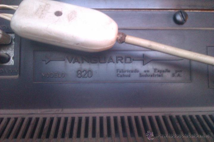 Vintage: tv vanguard - Foto 4 - 47235442