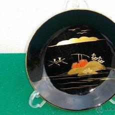 Vintage: PLATO ORIENTAL BAQUELITA. Lote 47306269