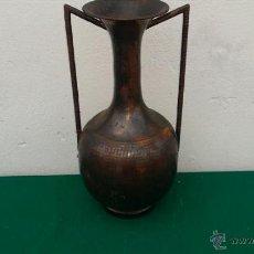 Vintage: JARRON DE COBRE. Lote 47306883