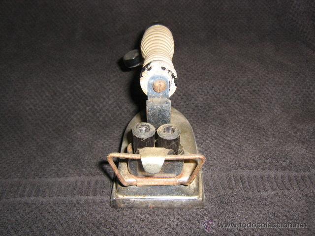 Vintage: Plancha electrica antigua - Foto 2 - 47321611