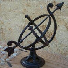 Vintage: ASTROLABIO O RELOJ DE SOL. Lote 162351249