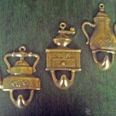 Vintage: COLGADORES DE COCINA. Lote 50659052