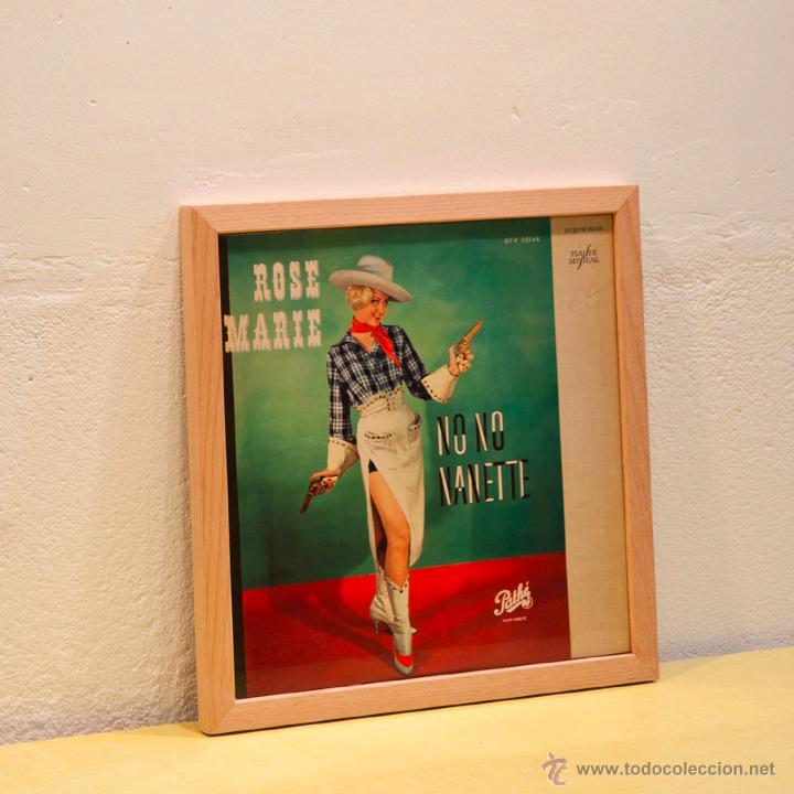 disco de vinilo vintage enmarcado. (varios mode - Comprar en ...