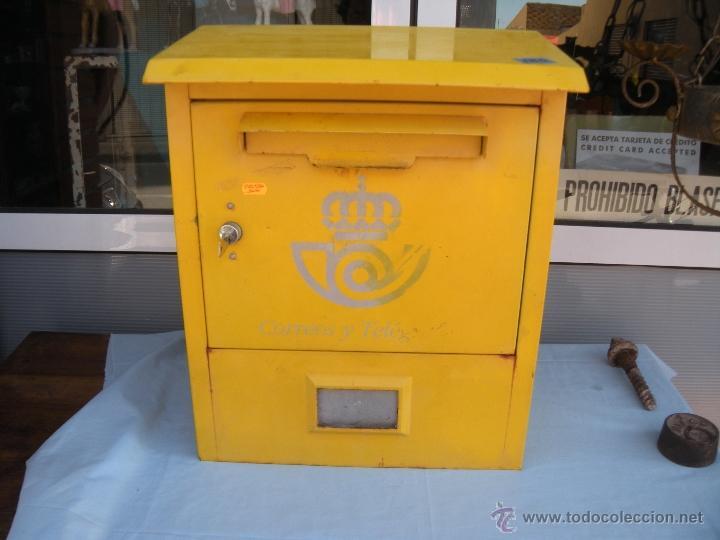 Buz n de correos y tel grafos comprar en todocoleccion 47925992 - Buzon vintage ...