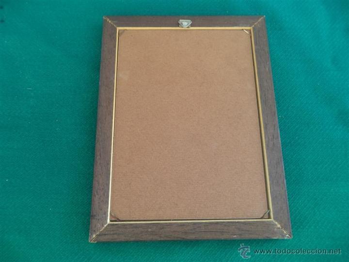 Vintage: 4 cuadritos laminas - Foto 2 - 48160351