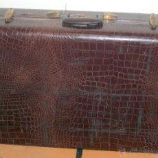 Vintage: BONITA MALETA, SAMSONITE, GRANDE,62X46, AÑOS 50, DENVER. Lote 48209309
